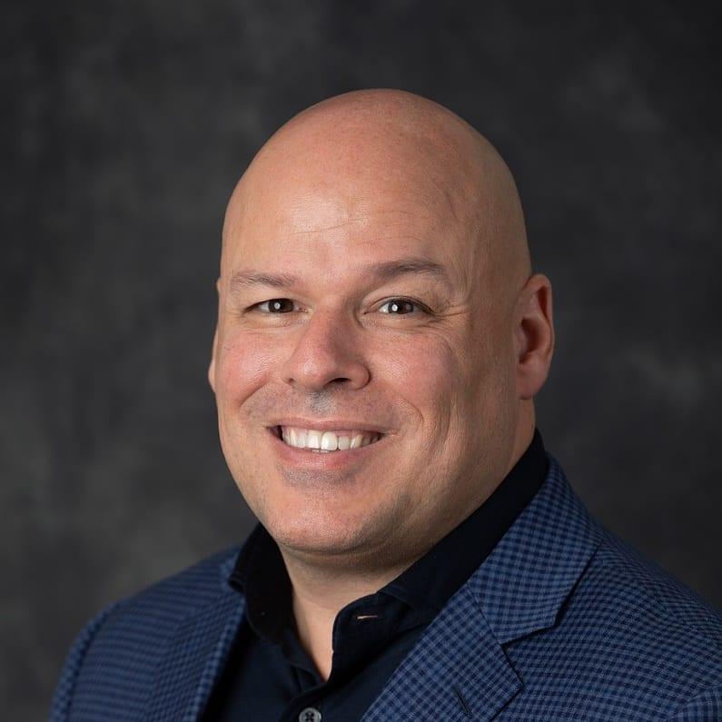 Brian D'Amico Headshot